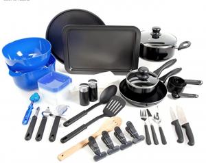 college kitchen set