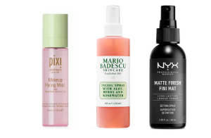 best drugstore setting sprays